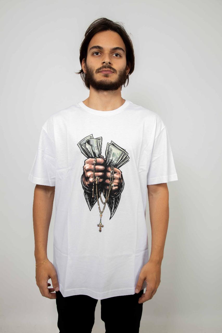 Camiseta DGK Faith Branco