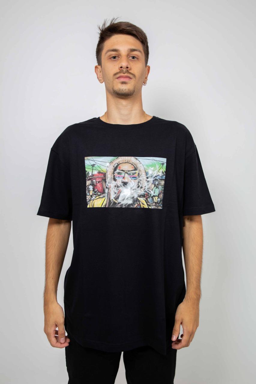 Camiseta DGK Irie Preto