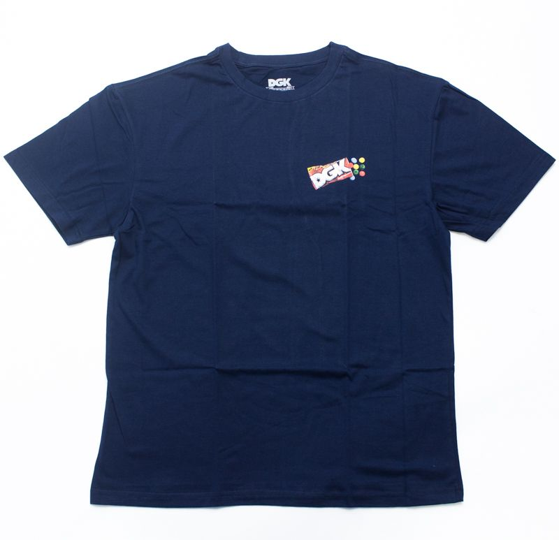 """Camiseta DGK """"Street Candy"""" Azul"""