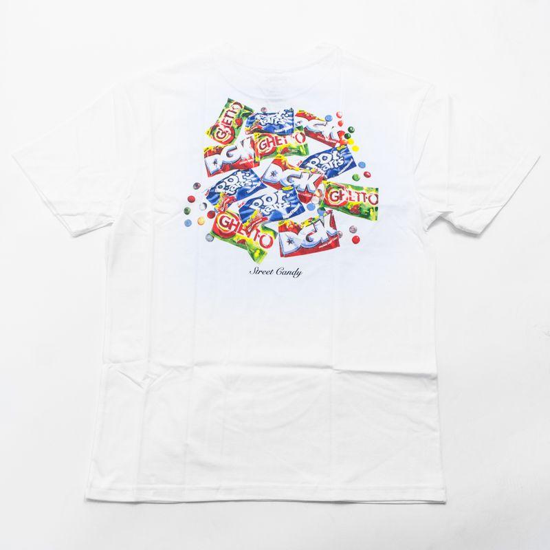 "Camiseta DGK ""Street Candy"" Branca"