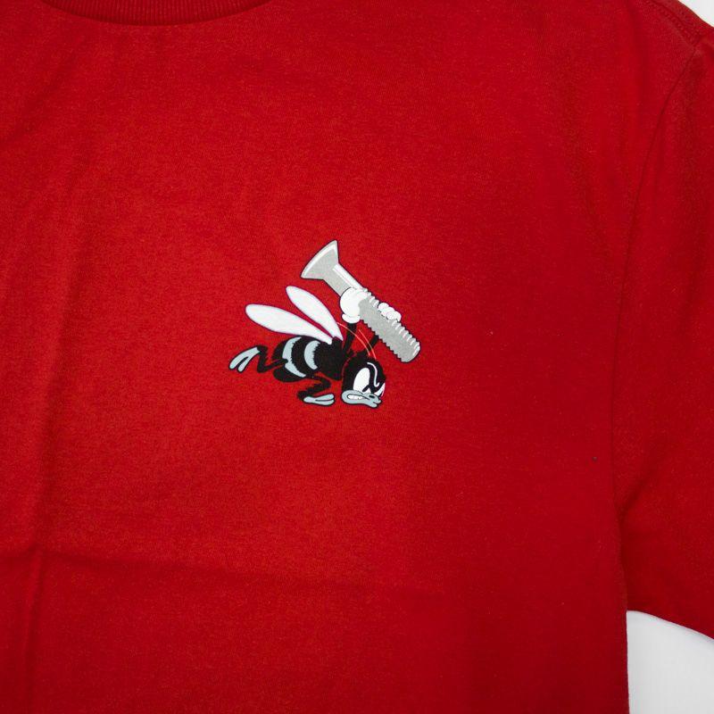 "Camiseta Diamond ""Blue Hornets""  Vermelha"