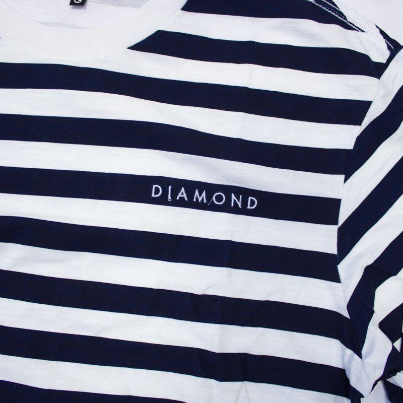 """Camiseta Diamond """"Pablo"""" Azul"""
