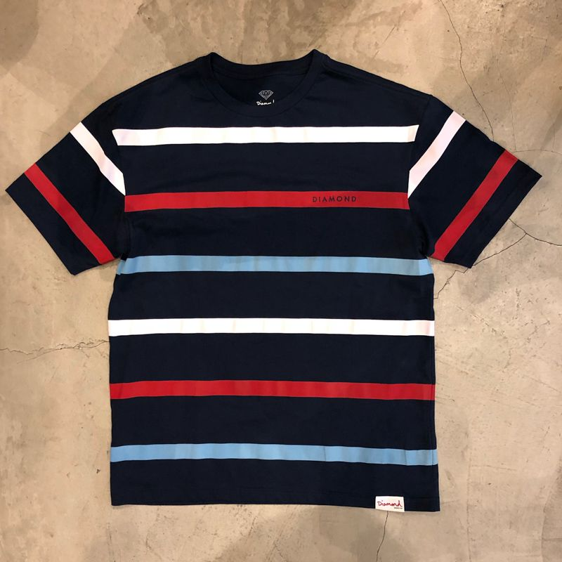 "Camiseta Diamond ""Paradise Striped Top"""