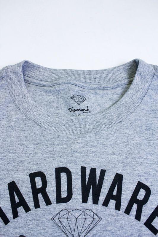 """Camiseta Diamond """"Slug Fest"""" Cinza"""
