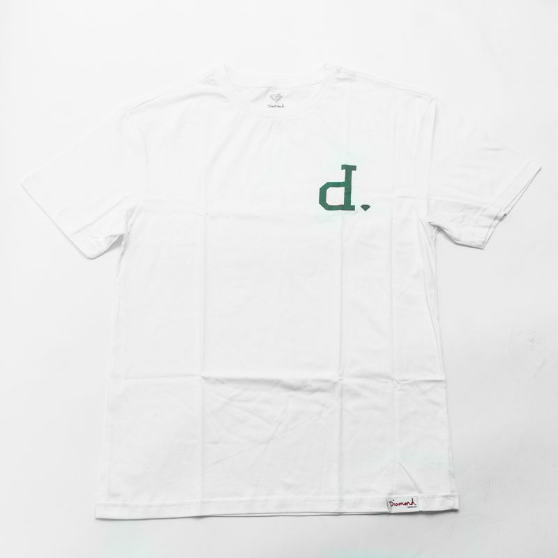 "Camiseta Diamond ""Un-Polo"" Branca"