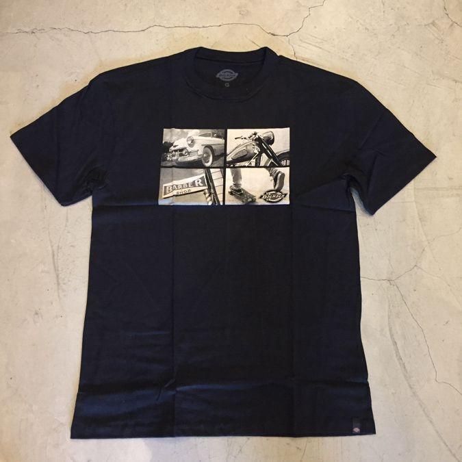 "Camiseta Dickies ""Elements"" Preta"