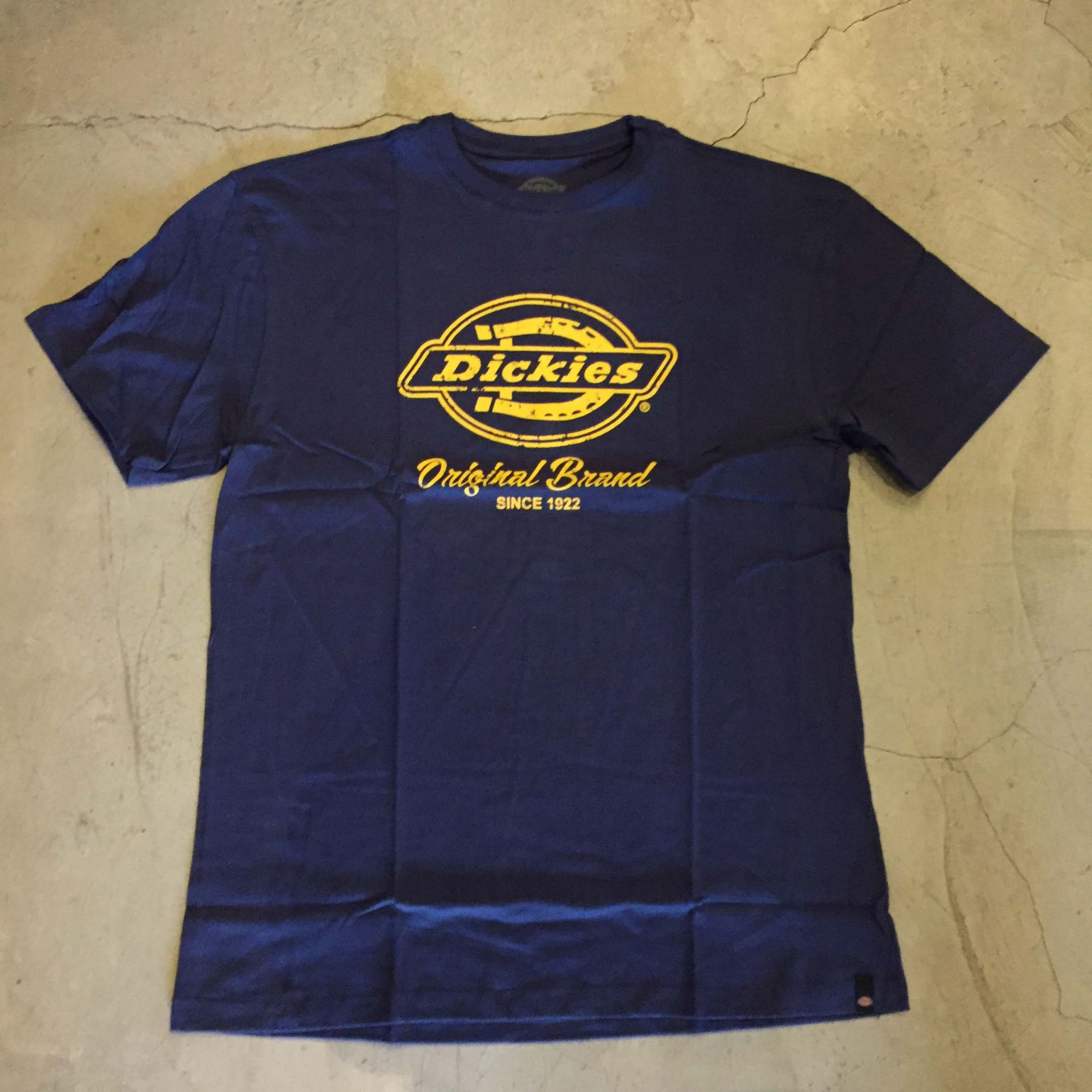 "Camiseta Dickies ""Original"" Azul"