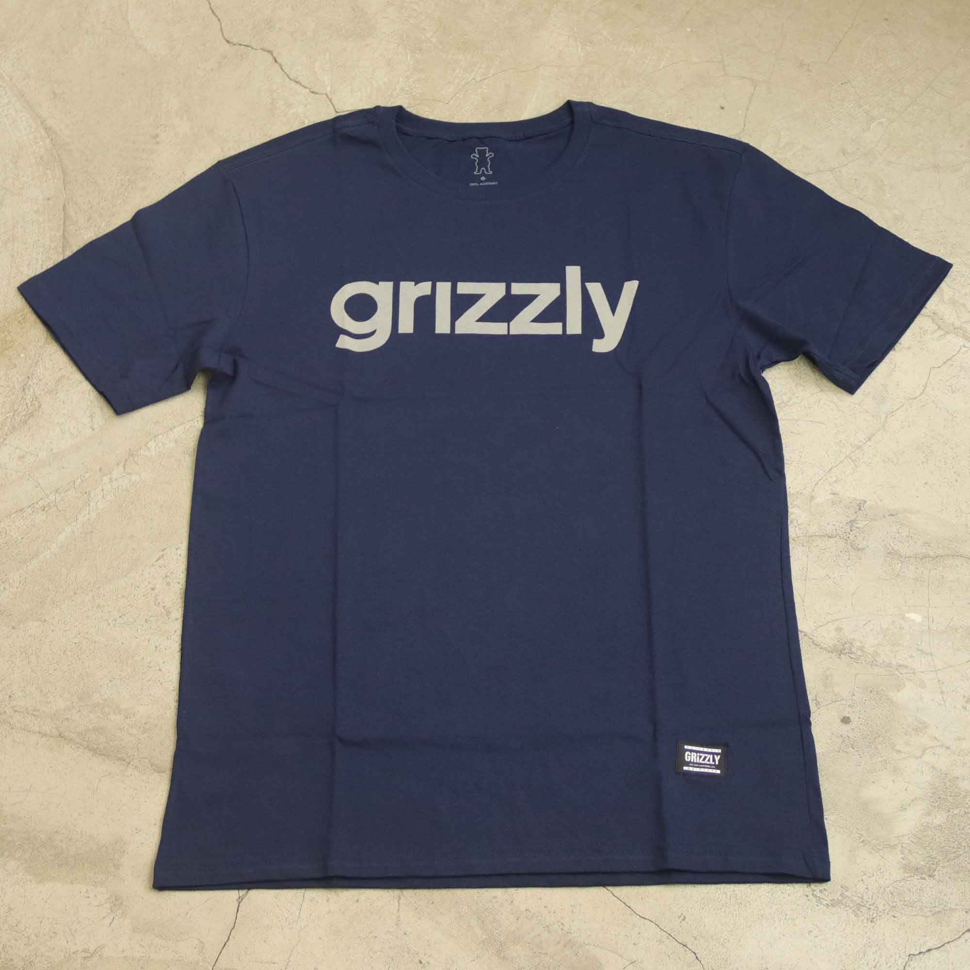 Camiseta Grizzly