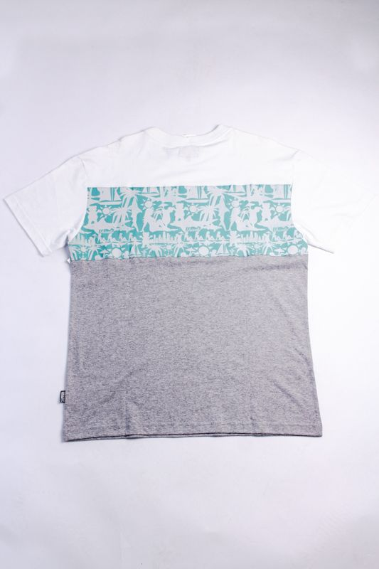 "CAMISETA GRIZZLY ""MAI TAI S/S POCKET KNIT"" ESPECIAL"