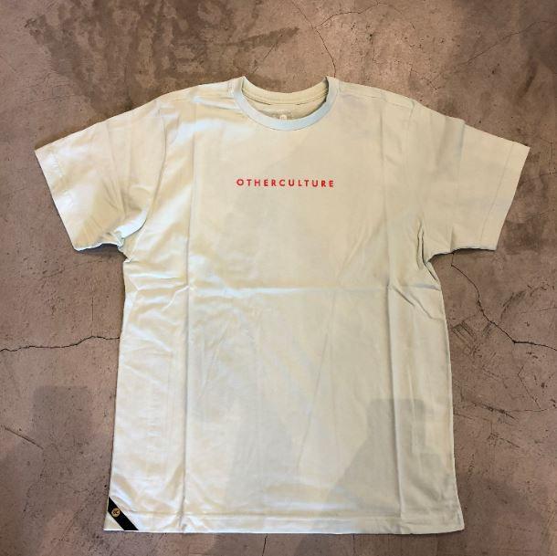"Camiseta Other Culture ""LV"" Verde"