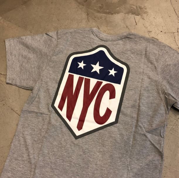 """Camiseta  Other Culture """" NYC """" Cinza"""