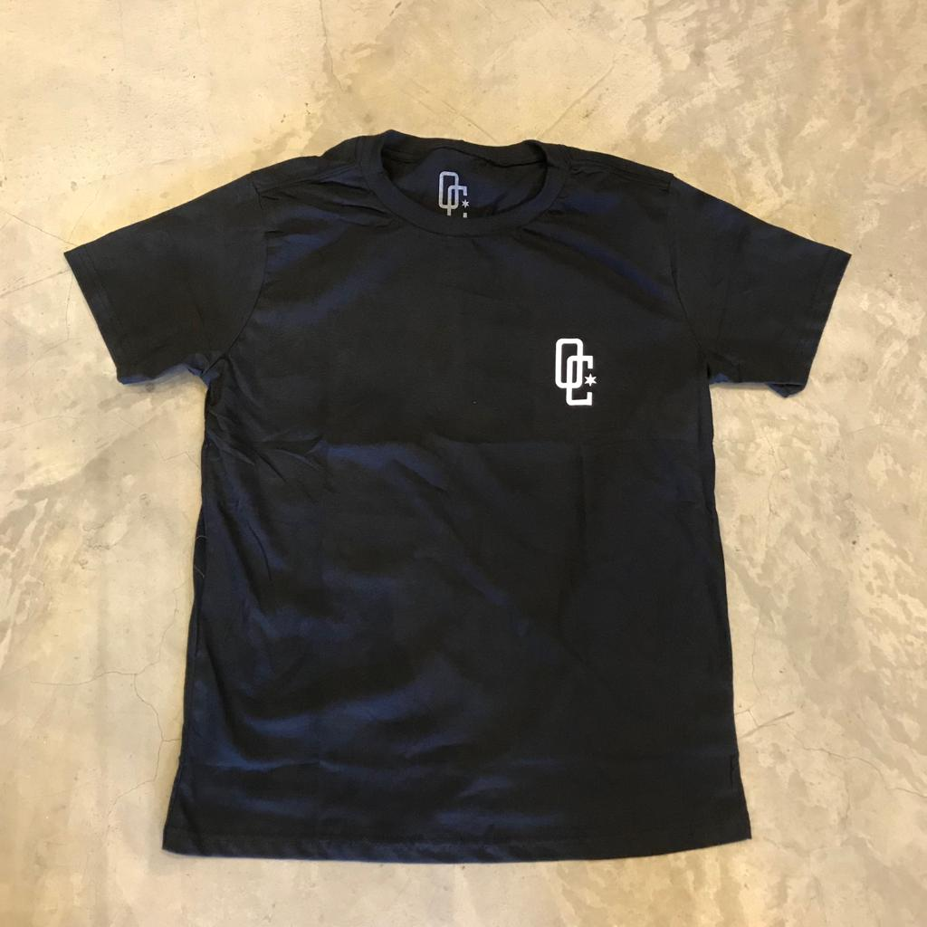 "Camiseta Overcome ""Stay Hidrated"" Preto"