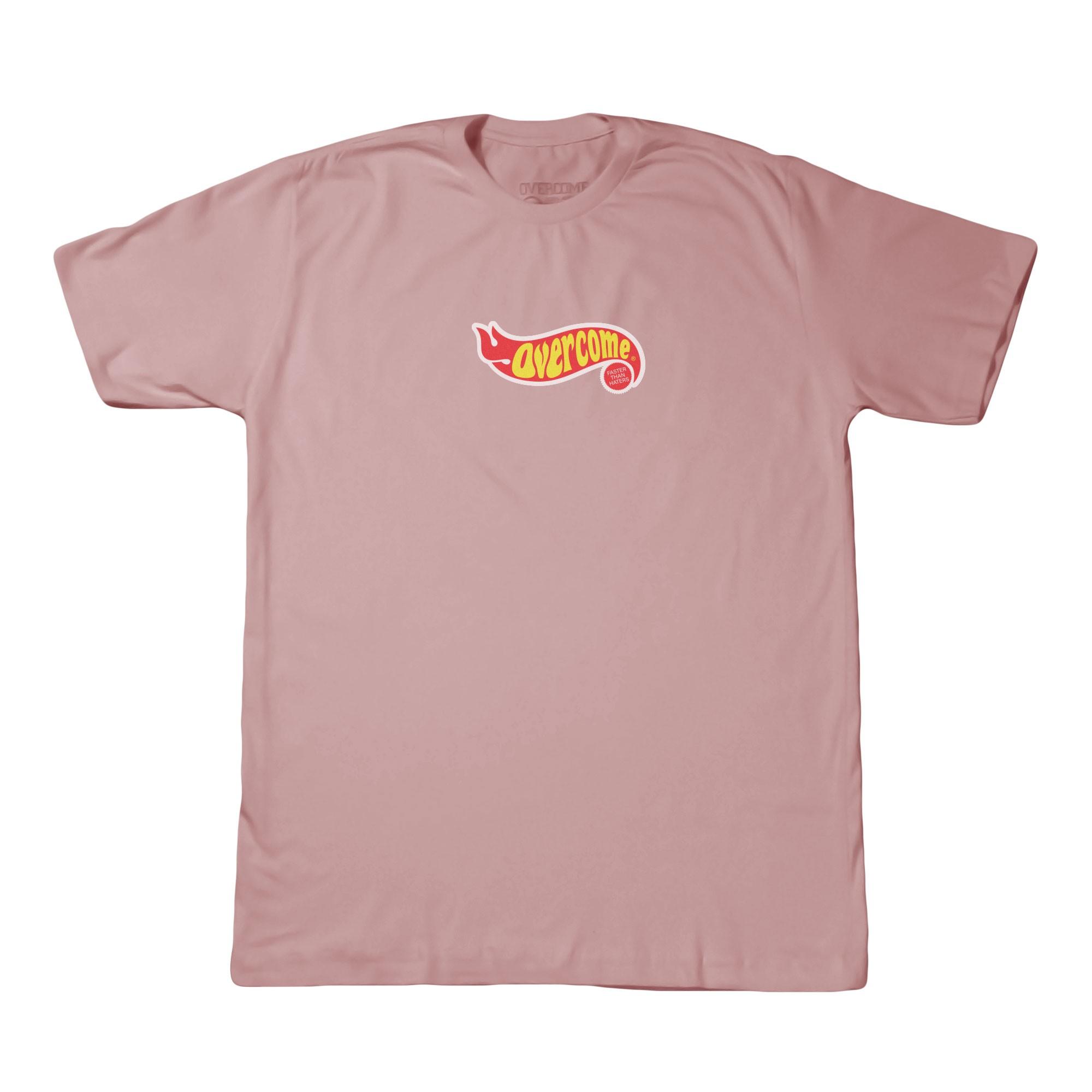 Camiseta Overcome