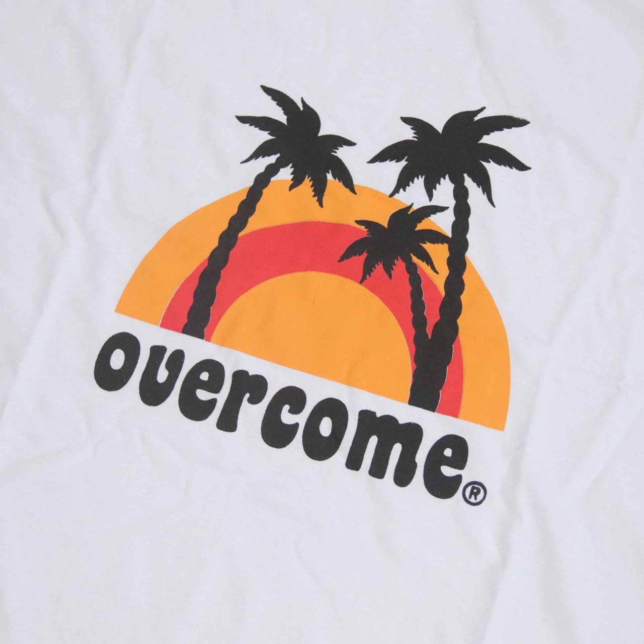 """Camiseta Overcome """"Paradise"""" Branca"""