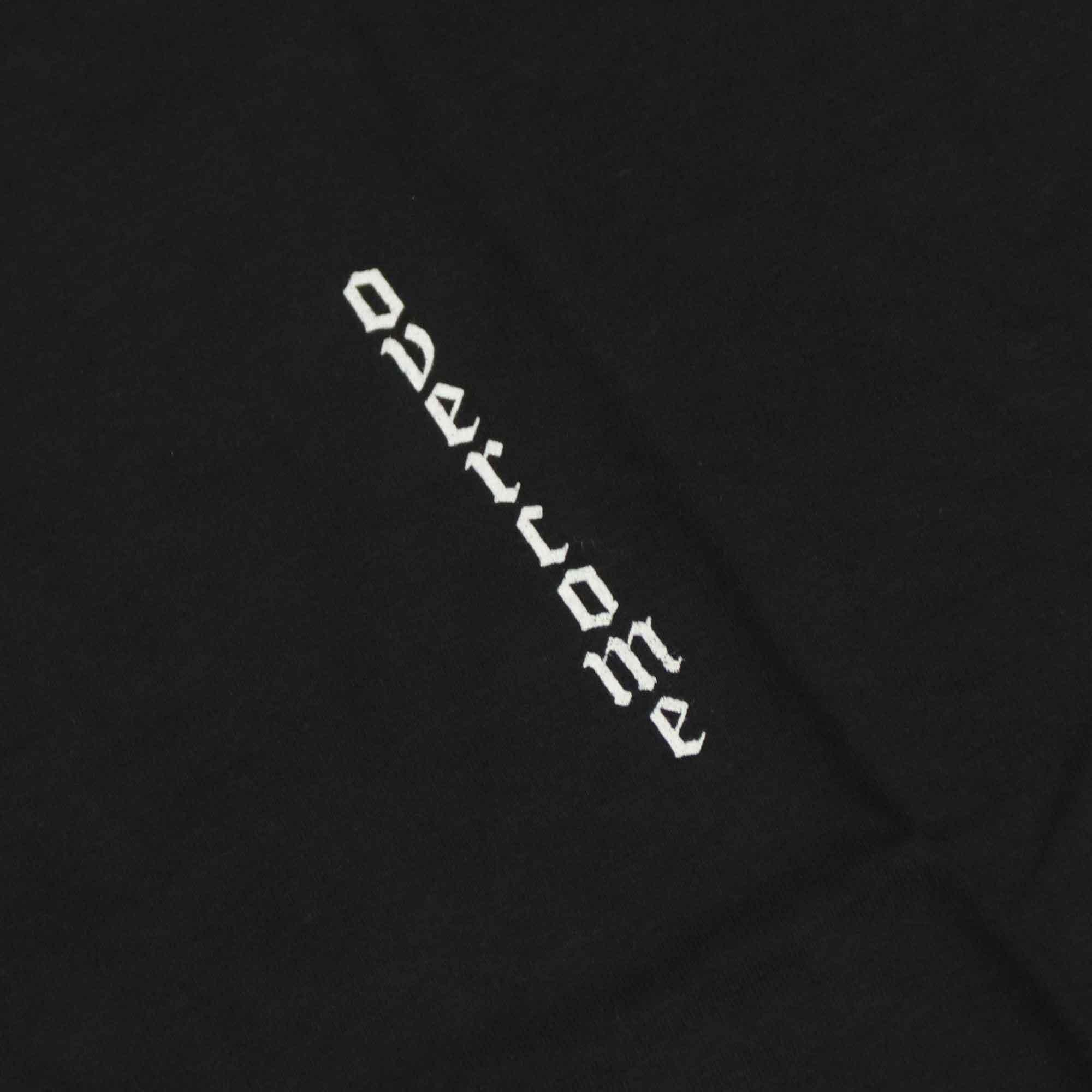 "Camiseta Overcome ""Superar"" Preta"