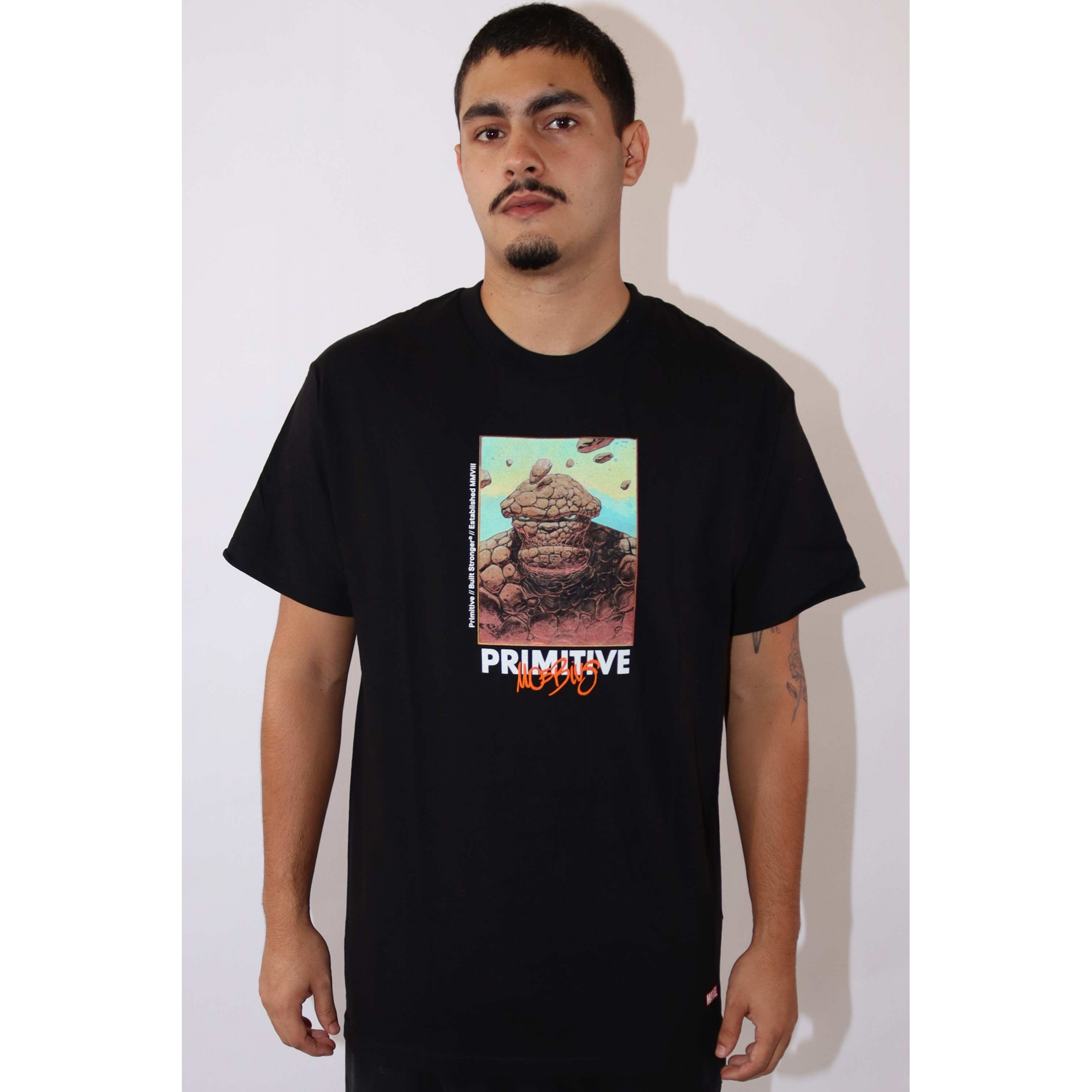Camiseta Primitive