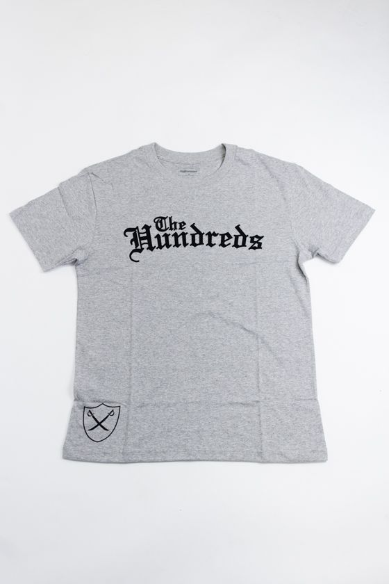 "CAMISETA THE HUNDREDS ""ESPECIAL EARVIN"" CINZA"