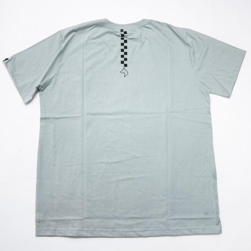"Camiseta The Rocks ""Chess Rocks"" Verde Agua"