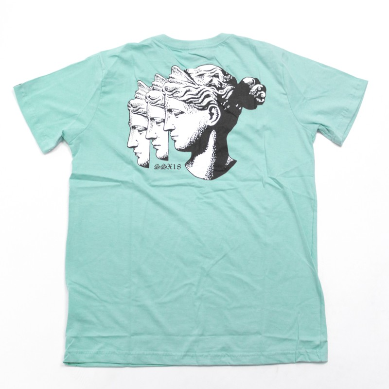 "Camiseta The Rocks ""Diana Busted"" Verde Agua"