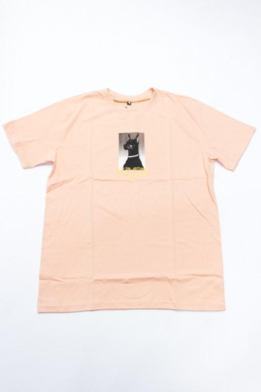 "Camiseta The Rocks ""Emplacement"" Rosa"