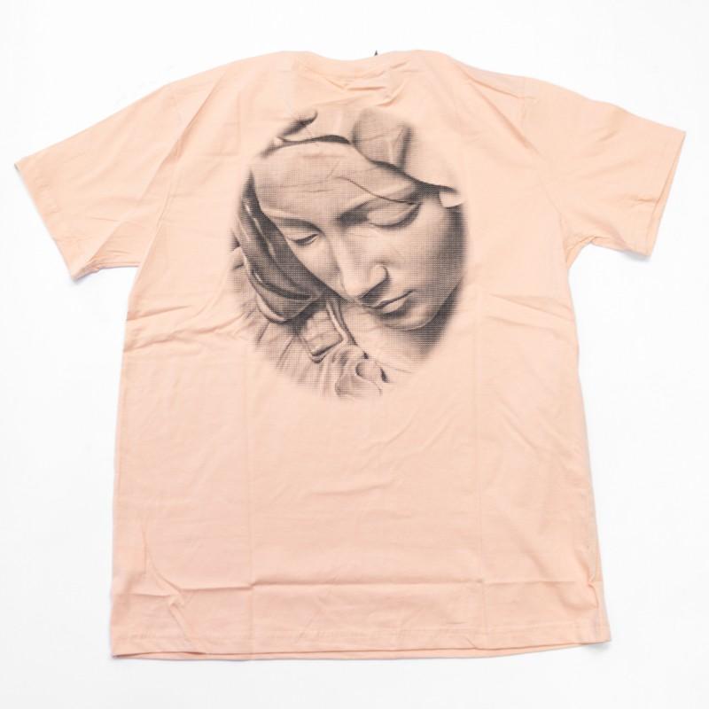 "Camiseta The Rocks ""Logo Stately"" Rosa"