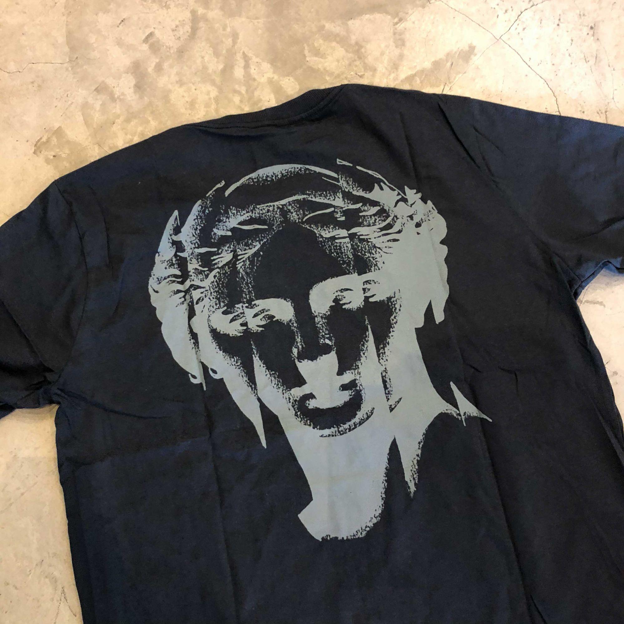 "Camiseta The Rocks ""Statue"" Azul Marinho"
