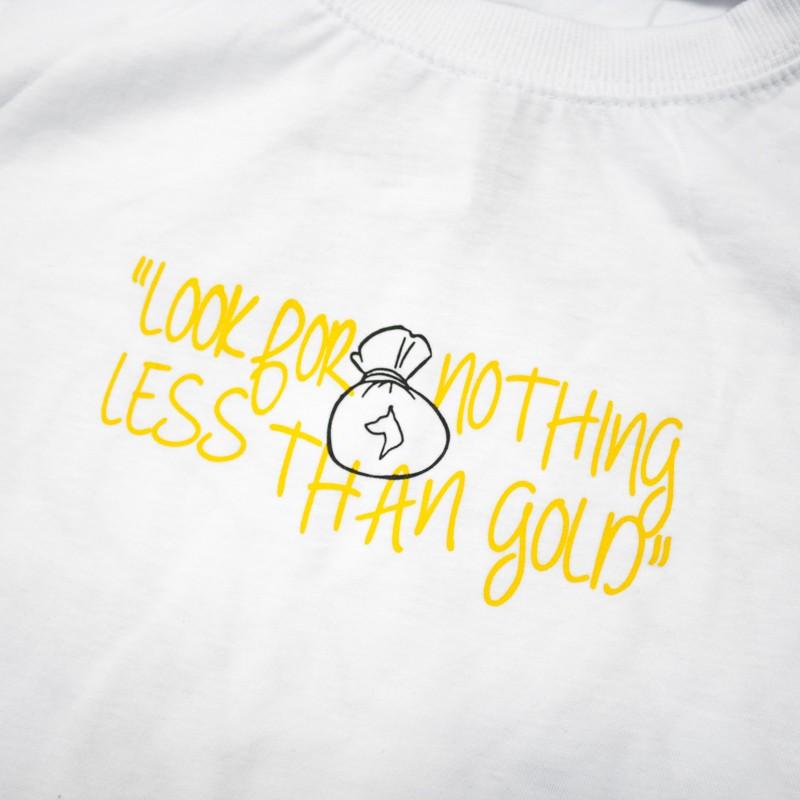 """Camiseta The Rocks """"Tio Patinhas"""" Branca"""