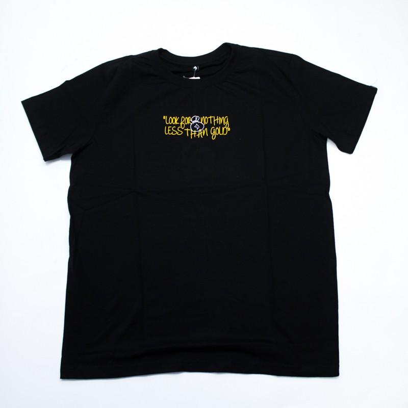 "Camiseta The Rocks ""Tio Patinhas"" Preta"