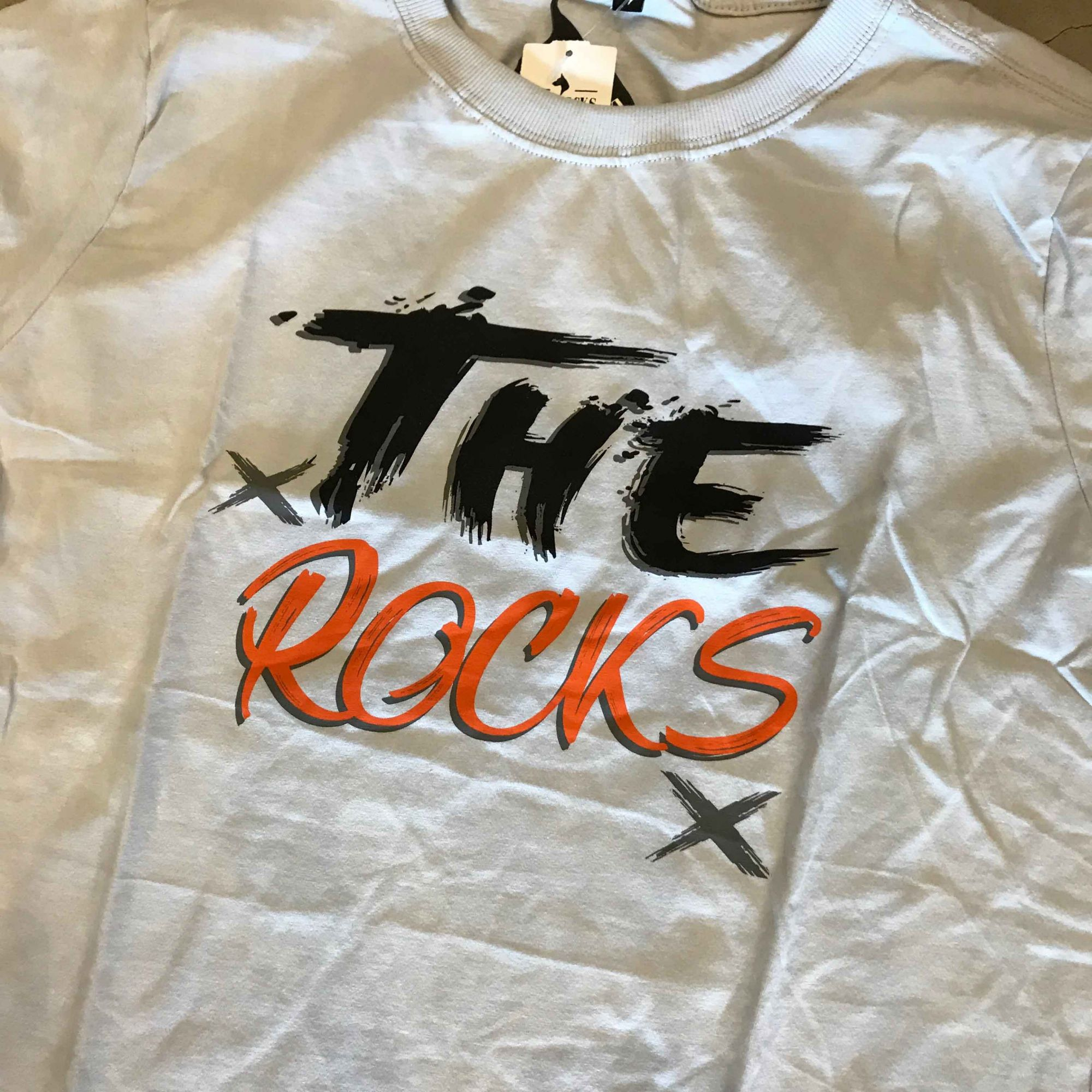 "Camiseta The Rocks ""XtrX"" Gelo"
