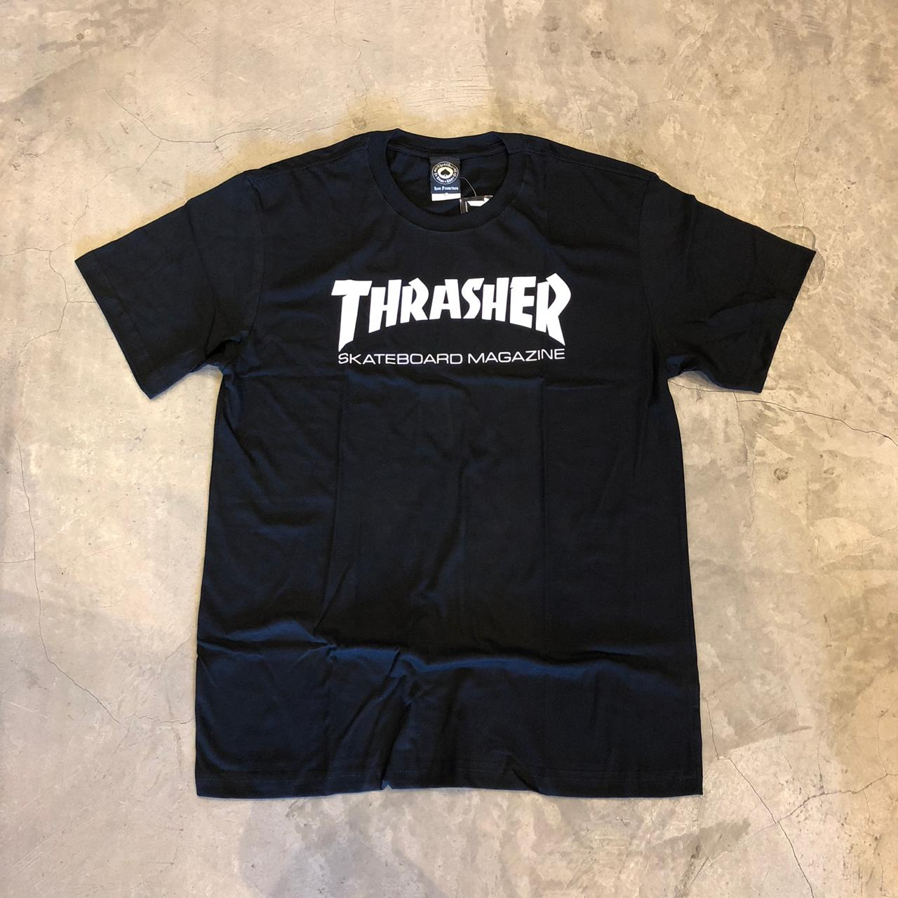 316d85903 Camiseta Thrasher