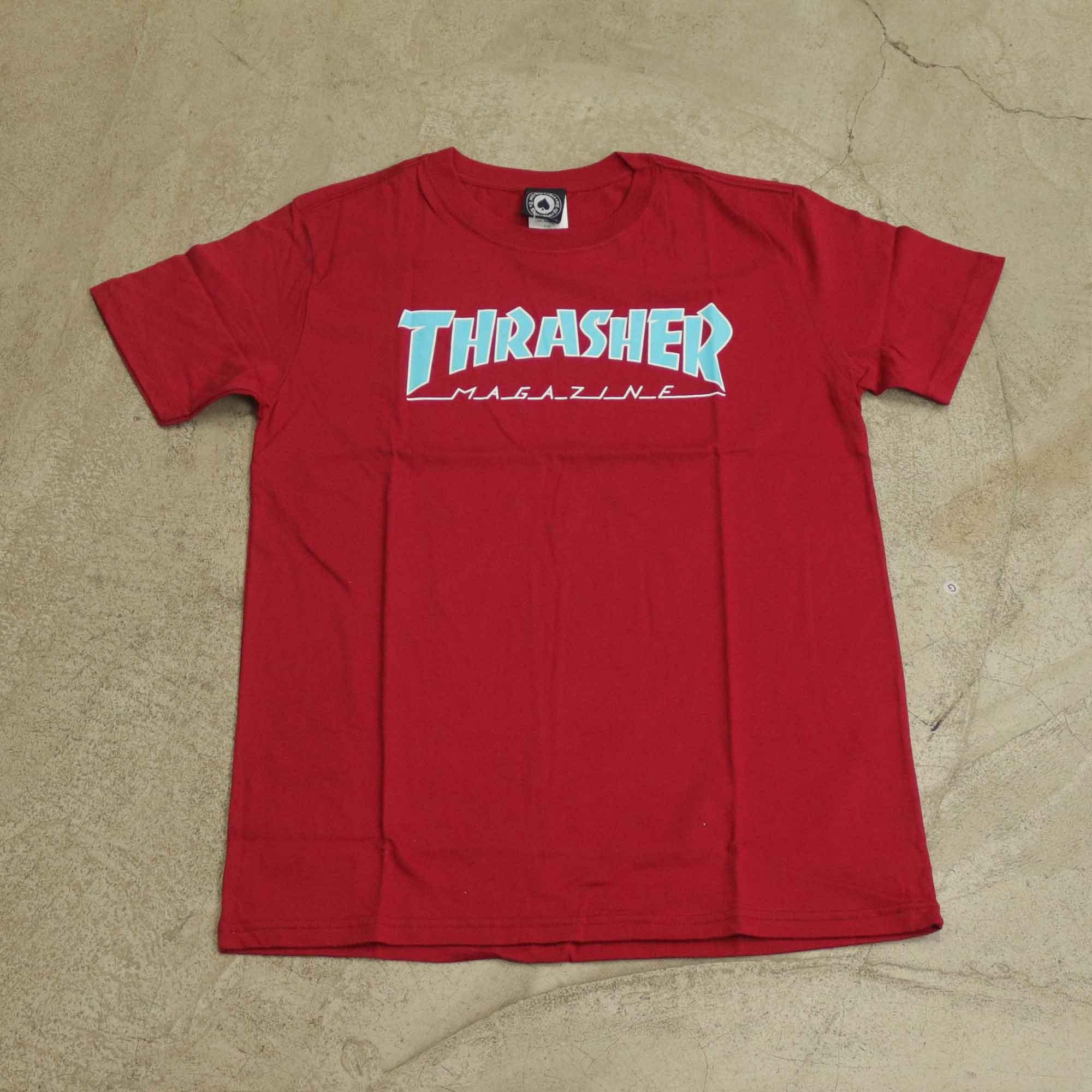 Camiseta Thrasher