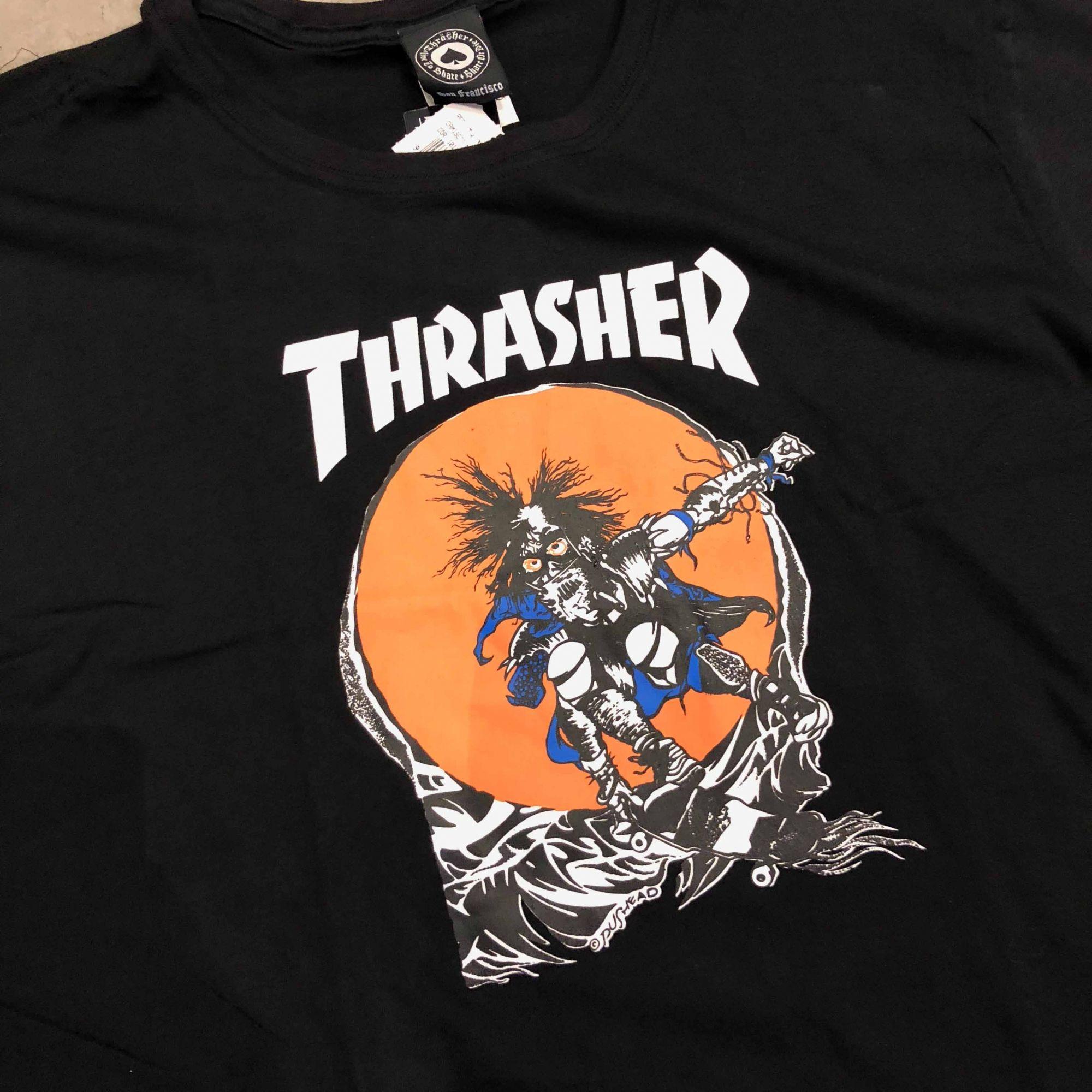 5a297a65f Camiseta Thrasher
