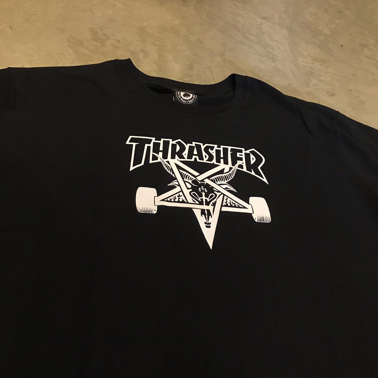 e4a24812c Camiseta Thrasher