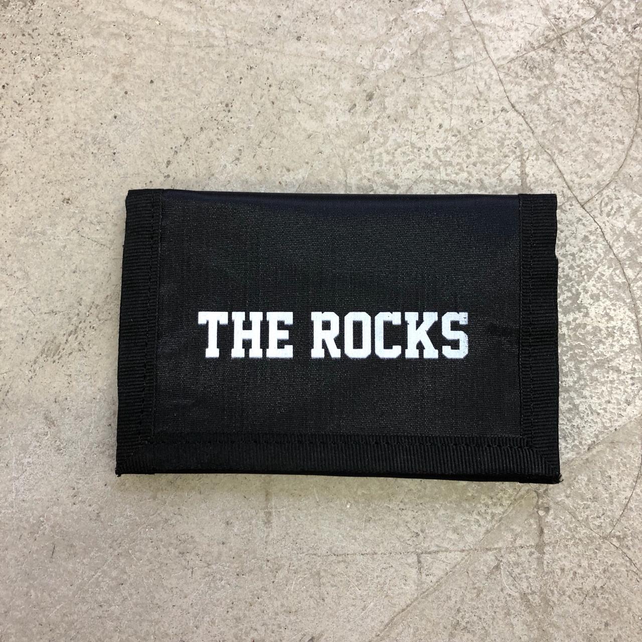 Carteira The Rocks Velcro Preta