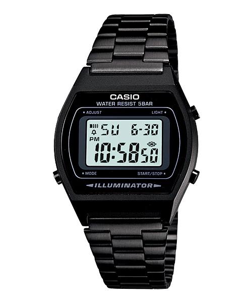 Casio B640WB-1A Preto