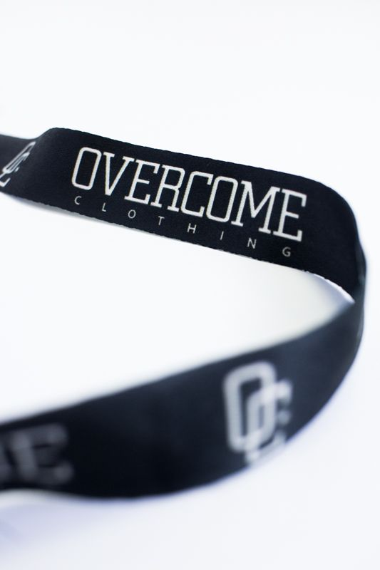 CHAVEIRO OVERCOME CO PRETO