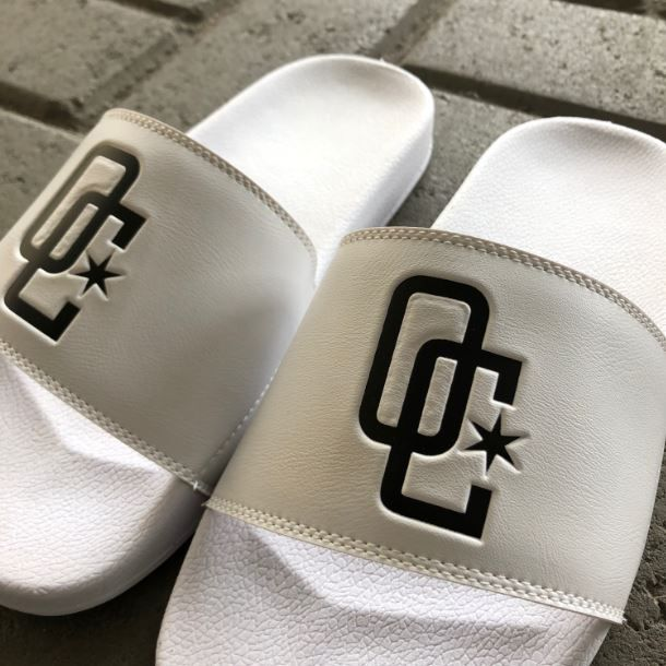 CHINELO SLIDE OVERCOME CO BRANCO