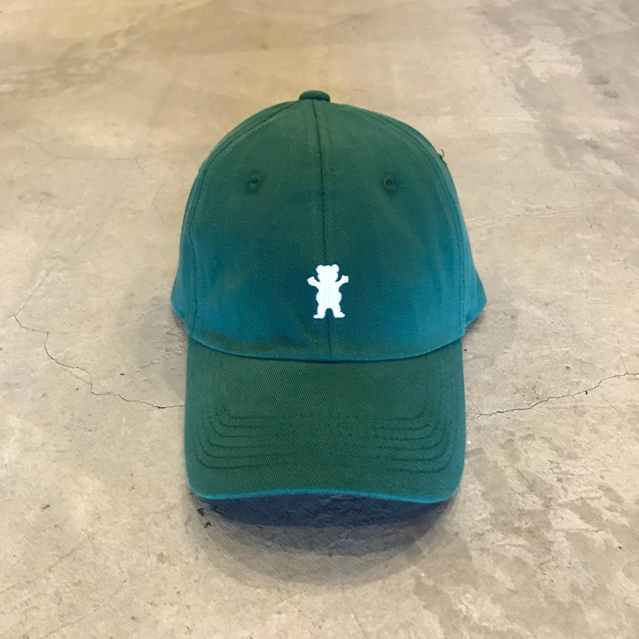 Dad Hat Grizzly