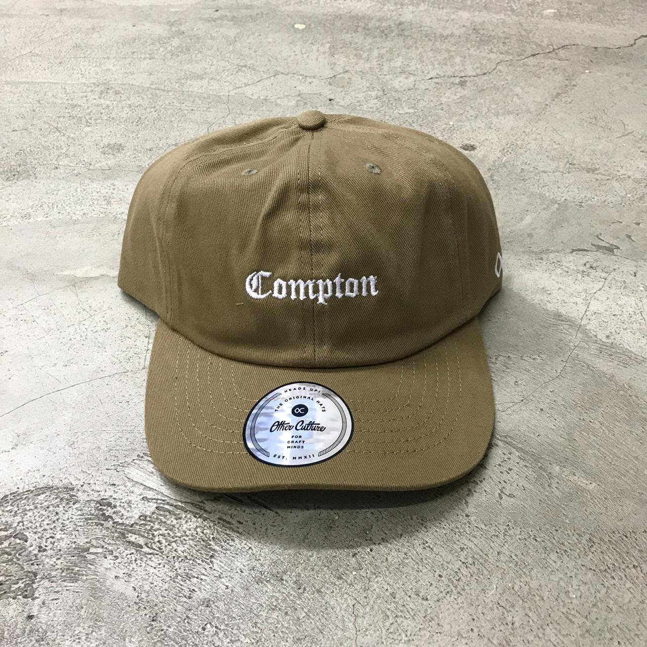 "Dad Hat Other Culture ""Compton Mini"" Bege"