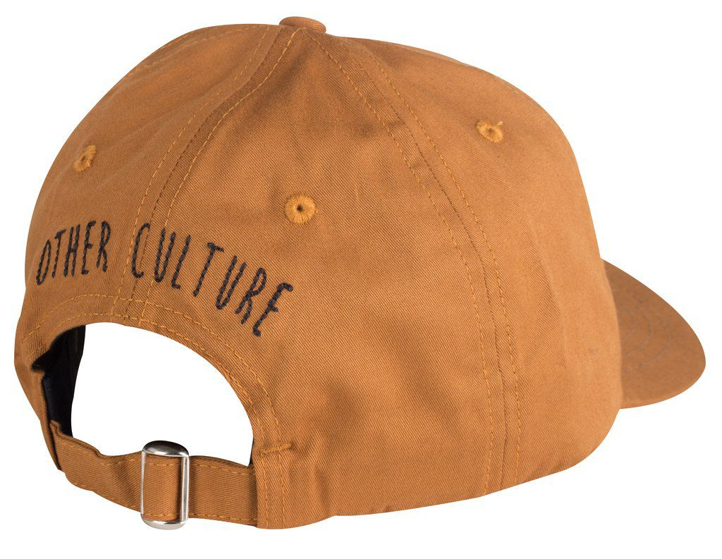 """Dad Hat Other Culture """"Makaveli"""" Marrom"""