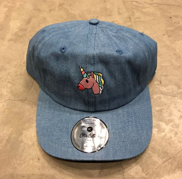 """Dad Hat Other Culture """"Unicórnio"""" Jeans"""