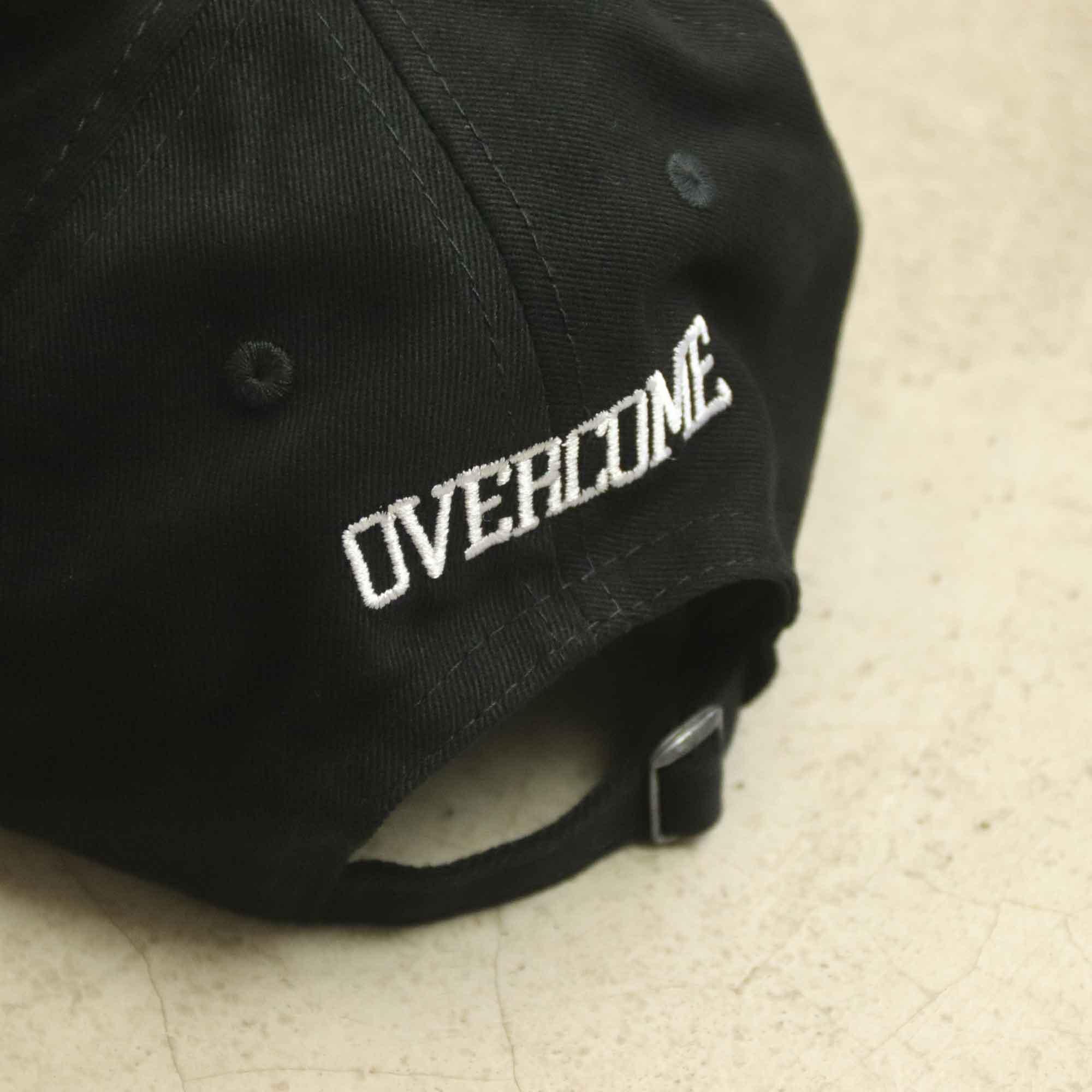 "Dad Hat Overcome ""Broken Heart"" Preto"