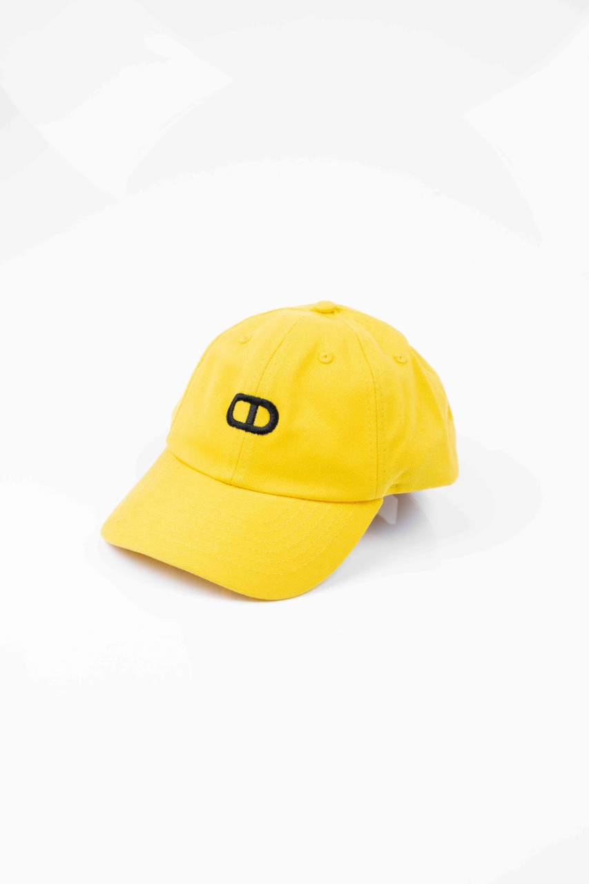 Dad Hat Overcome x Cimed Logo Amarelo
