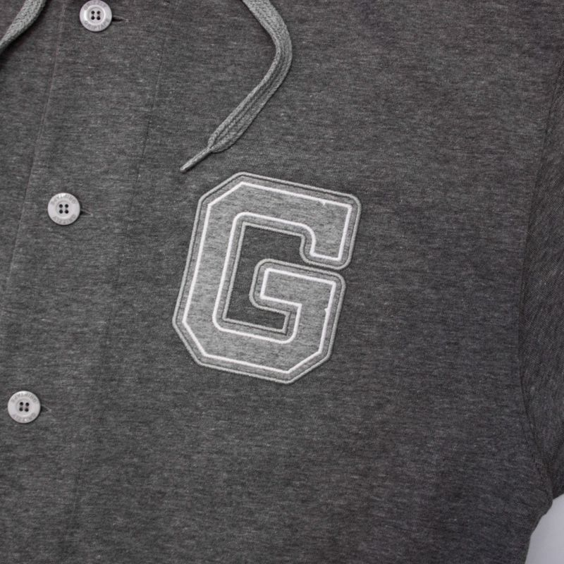 JERSEY GRIZZLY CINZA