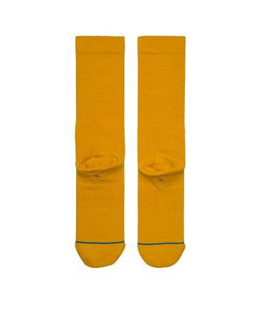 MEIA STANCE ICON SOCK GOLD