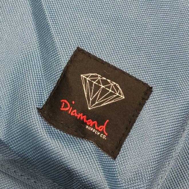 "Mochila Diamond ""Og Logo"" Azul"