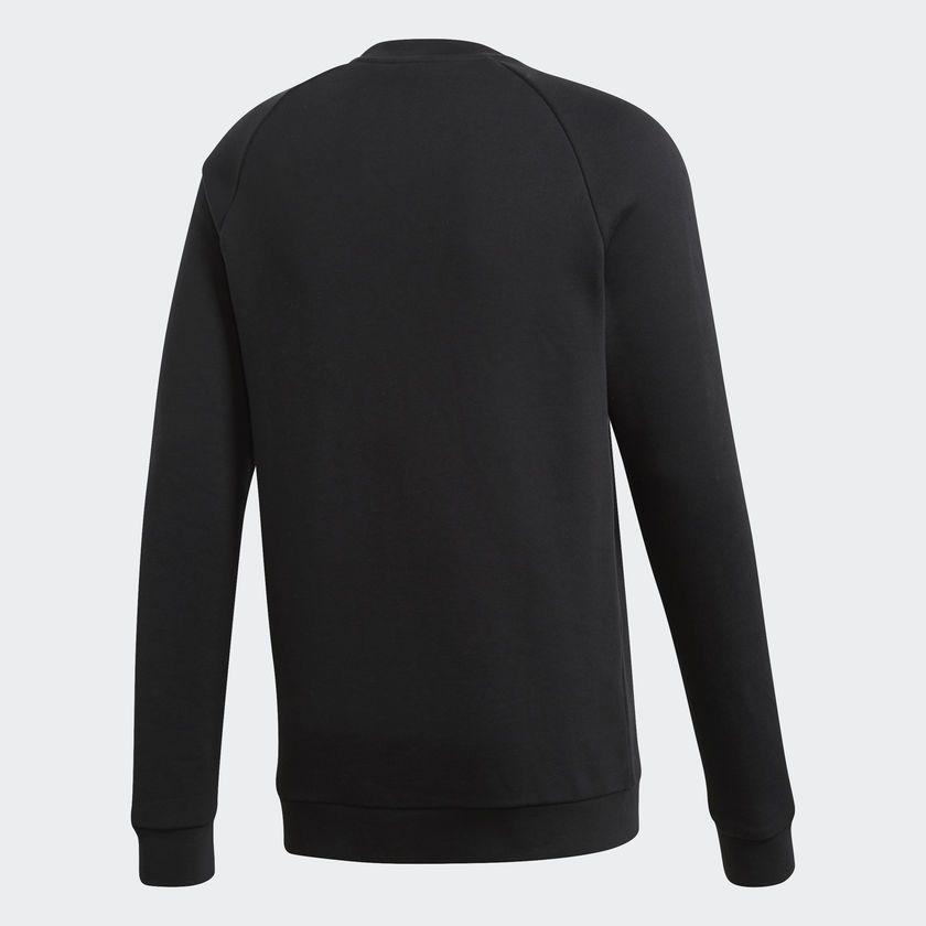 ed80f1326 Moletom Adidas Warm-Up Crew Preto - Overcome Clothing