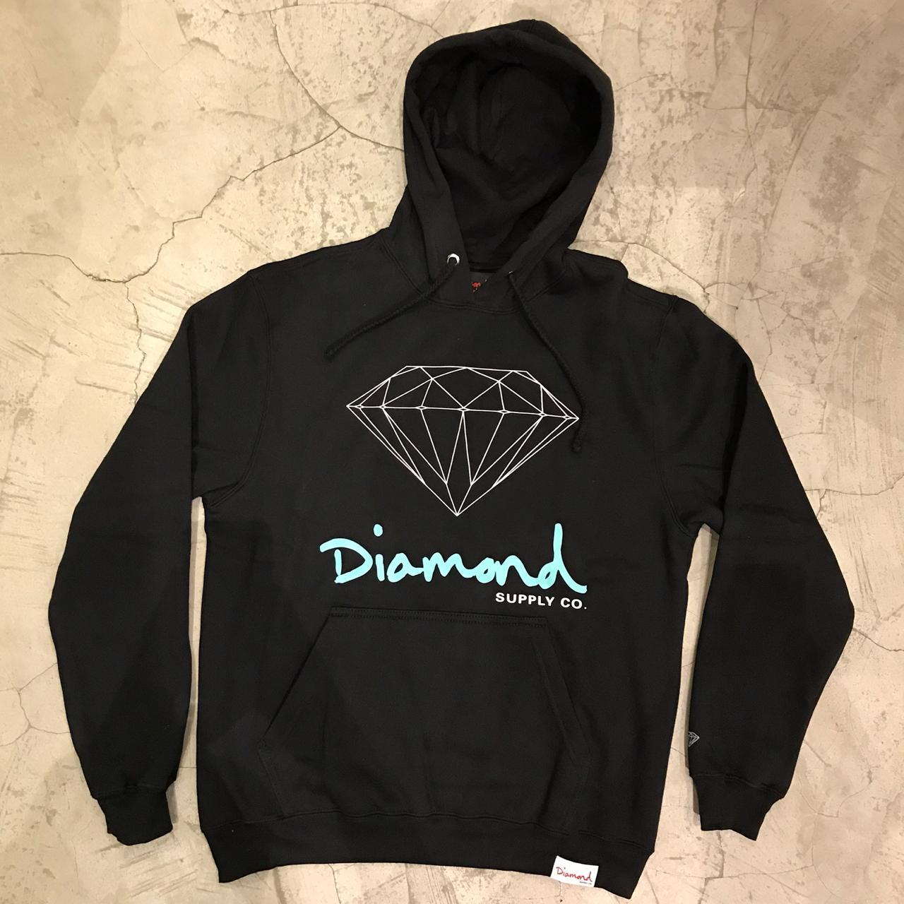 Moletom Diamond