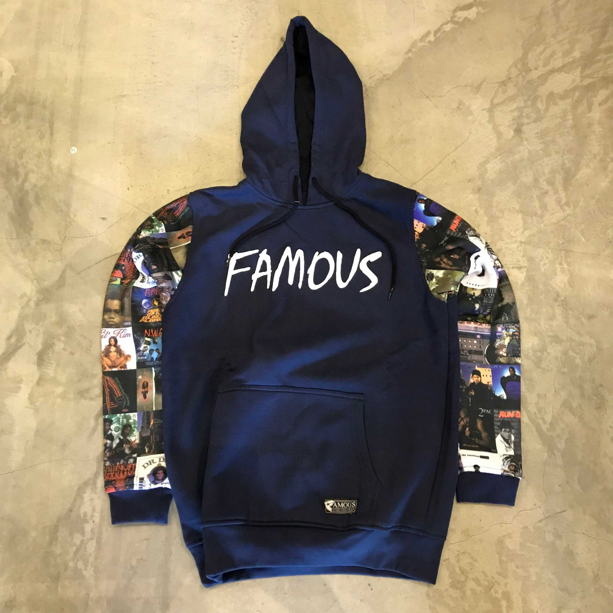 Moletom Famous