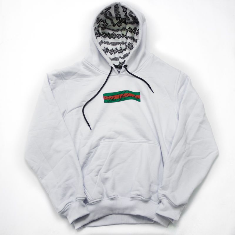 "MOLETOM THE ROCKS ""GUCCI"" BRANCO"
